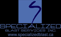 Specialized Blast Services Inc. logo